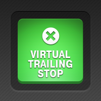 Virtual Trailing Stop