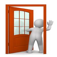 Cage Door Open