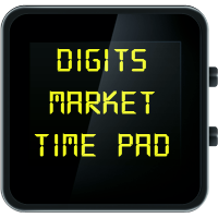 Digits Market Time Pad
