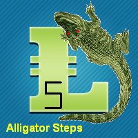 Alligator Steps MT5