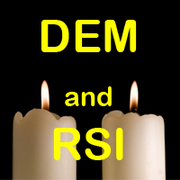 DEM and RSI