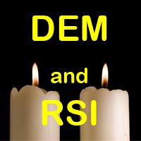 DEM and RSI