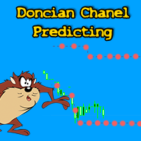 Predicting Donchian Channel