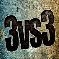 Three VS 3
