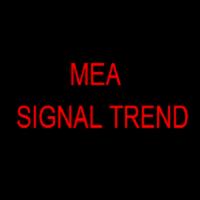 MEA SIGNAL TREND