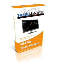 MT4 Lite Trade Manager AUDUSD