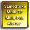 Three Line Strike Scanner 30 Instruments