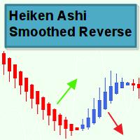 Heiken Ashi Smoothed Reverse EA