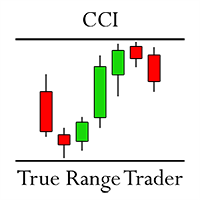 CCI True Range Trader MT4