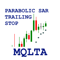 MQLTA Parabolic SAR Trailing Stop
