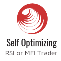 Self Optimizing RSI or MFI Trader