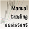Manual trading assistant DEMO