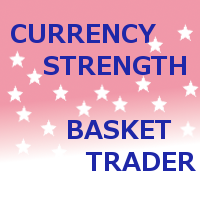 Currency Strength Basket Trader