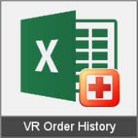 VR Orders History MT5