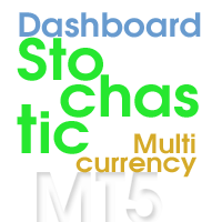 Dashboard Stochastic Multicurrency for MT5