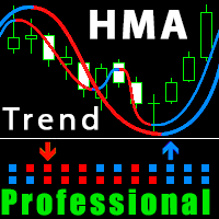 HMA Trend Professional demo MT5