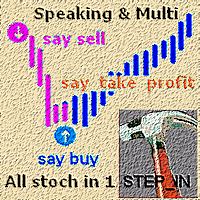 Speaking Multi Indicator STEP IN
