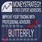 Butterfly Platinum