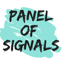 Panel of signals EA MT4