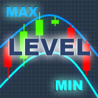 Minimum and maximum level with filtering