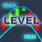 Minimum and maximum level with filtering