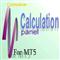 Calculation panel