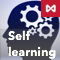Self learning robot