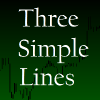 Three simple lines