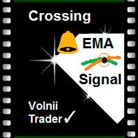 Crossing signal ema