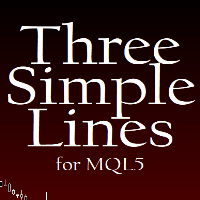 Three simple lines for MQL5