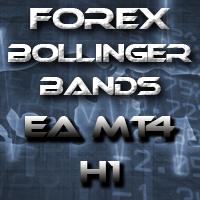 Forex Bollinger Bands EURUSD