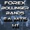 Forex Bollinger Bands EURUSD mt5