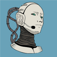 Orders assistant Robot