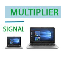 Quantina Signal Multiplier and Copier