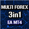 Multi Forex 3in1 Strategy