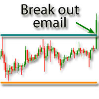 Break out email