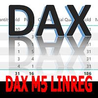 Dax M5 LinReg