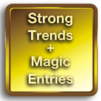 Strong Trends With Magic Entries MT5