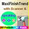 MaxiFinishTrend Indicator Step Profi
