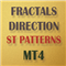 Fractal Direction ST Patterns MT4