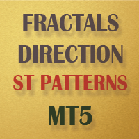Fractals Direction ST Patterns MT5