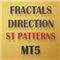 Fractals Direction ST Patterns MT5