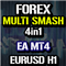 Multi Smash Forex 4in1 EURUSD mt4