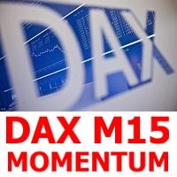Dax M15 Momentum