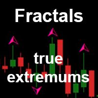 Fractals true extremums MT5