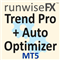 Trend Pro with Auto Optimizer MT5 by RunwiseFX