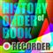OrderBook Recorder