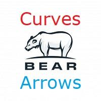 TheBear Curves and Arrows