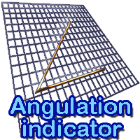 Angulation indicator