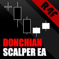 Donchian Scalper EA MT4